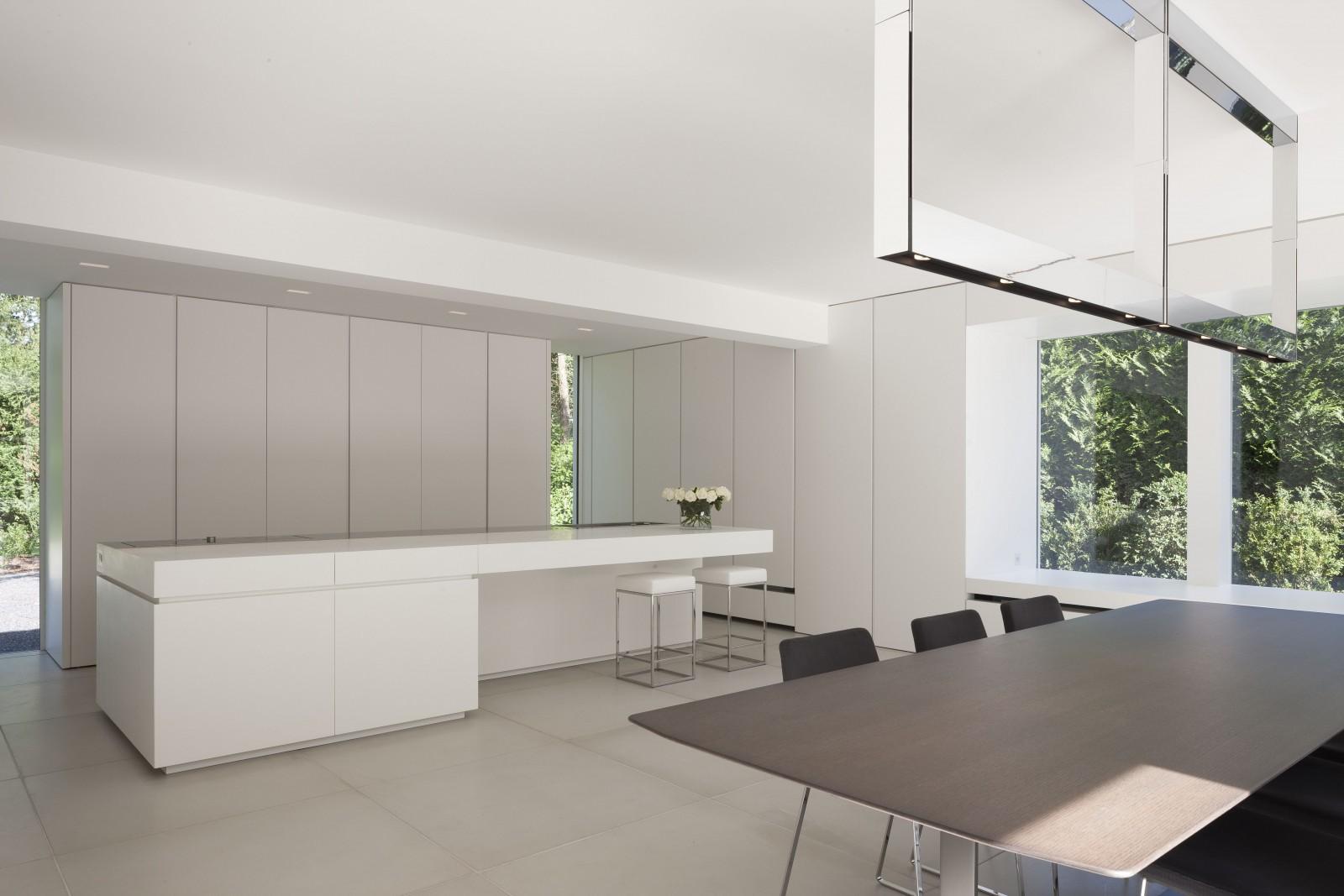 Een betonnen tegelvloer in huis designpunt - Kiezen tegelvloer ...